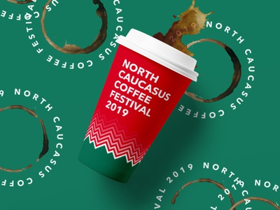 NCCF branding typography branding logo design