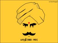 Tribute to Bharathi!