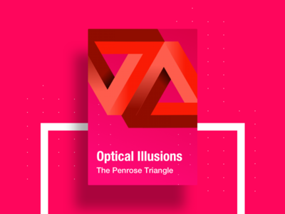 Optical Illusions - The Penrose Triangle