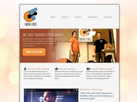 New Canton Fitness Homepage