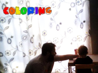 Coloring favorite place on earth color rainbow