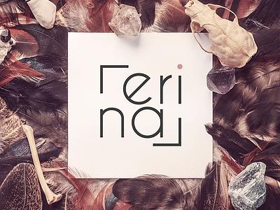 Erina - Visual Identity logo design logo