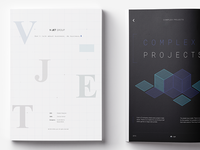 Magazine illustration guide print cover minimalism logo icon grid graphic design brand book magazine