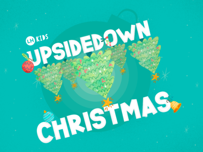 Upside Down Christmas