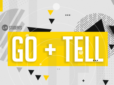 Go+Tell Students