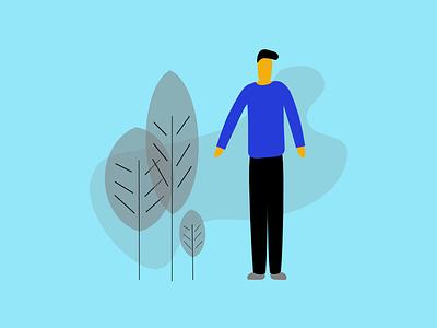 Character Illustration character vector illustration