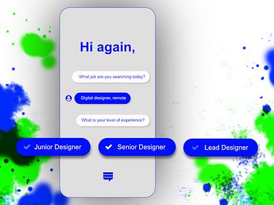 Mobile screen ui app mobile affinitydesigner