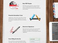 PDF Expert - Newsletter