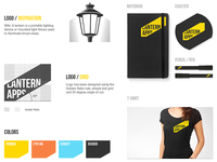 Lantern Apps - Branding