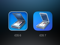 Scanner Pro - iOS 7 icon