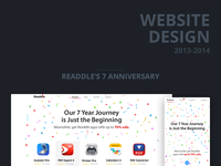 Website Designs 2013-14