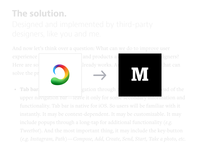 At Medium medium article topic mobile ux ios fail thumb accessibility useful awesome read