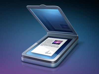 Scanner Pro dialog scanner application ipad device colored scanner pro ios app illustration dialog readdle