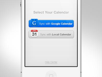 12 calendars dialog