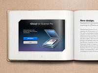 Scanner Pro Book