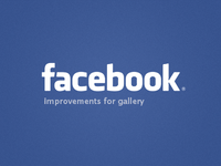 Facebook - ideas for gallery