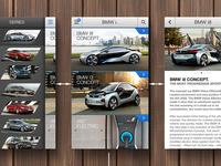 BMW app concept