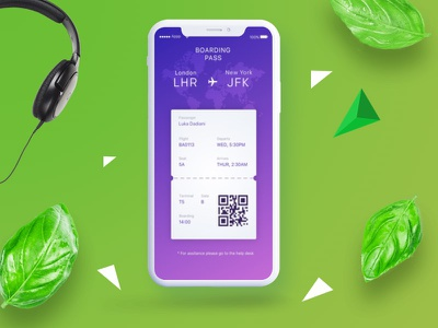 Mobile App Booking aeroplane booking innovation mobileapps