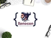Xenoncon Coding Logo