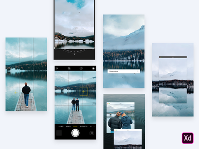 Free stories template! design gallery ui free download digital layout ig template adobe xd adobe xd story social stories instagram