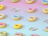 Doughnut & Disc
