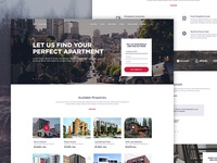 Real Estate - Main Page