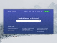 Theme for Zendesk [WIP]