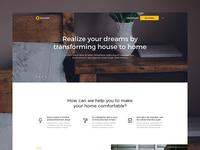 Decoretti — Landing Page [WIP]