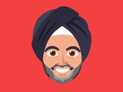Avatar Style1 A animated cartoon aboutus branding identity avatars character design illustration avatar