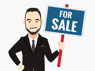 Avatar - For Sale sold sale website branding design avatars illustration logo animated gif avatar