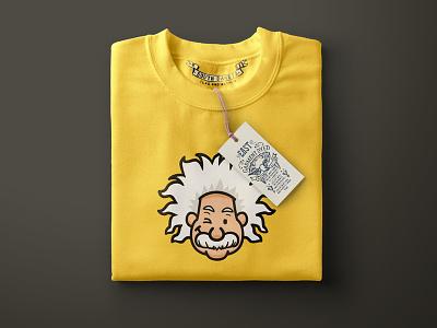 Einstein Sweatshirt avatar wearable clothes shirt einstein