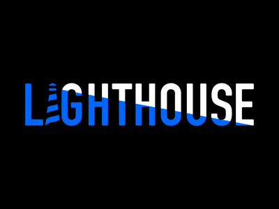Final Day - Lighthouse sea challange final lighthouse house light logo dailylogochallange