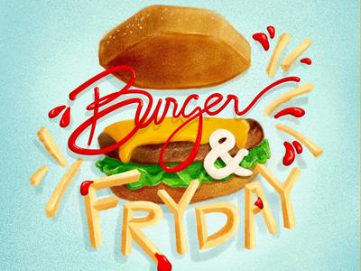 Burger & Fryday