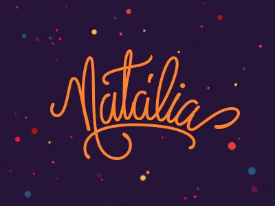 Personal Logo Update lettering logo