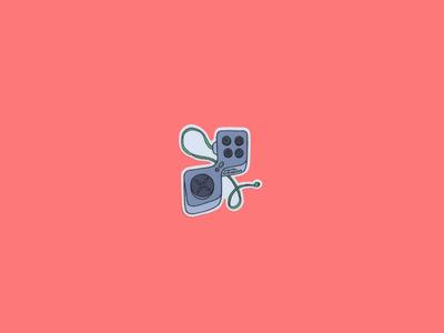 Sticker Metamorphosis: Controller