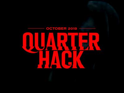 Quarter Hack 3: Event Identity