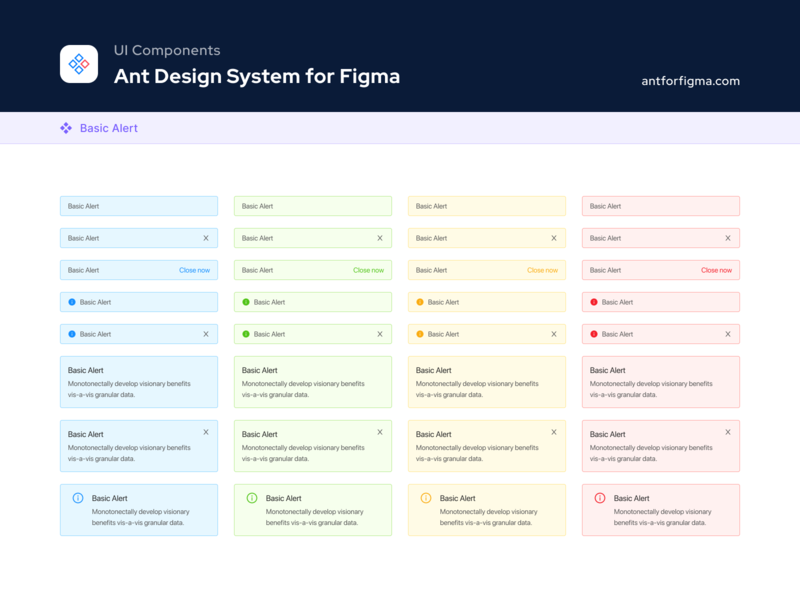 Ant Design Designs Themes Templates And Downloadable Graphic Elements On Dribbble
