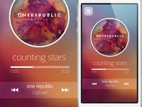 Music App Concept 1