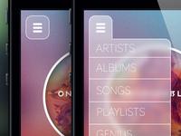Music App Concept 2