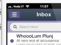 Mail Redesign