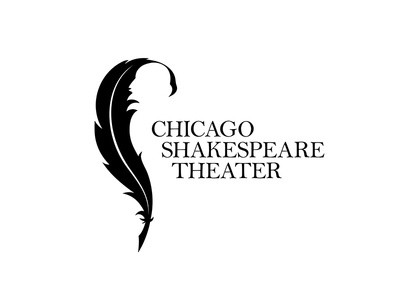 chicago shakespeare theater logo by maayan brown dribbble