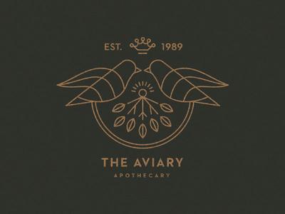 The Aviary logo