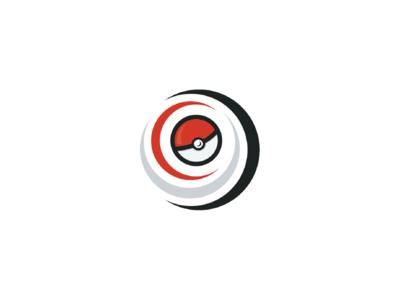 PokeVS Logo/Icon Concept shot sports branding art graphicdesign wip freethrow logo illustration icon pokemon