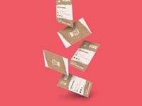 Purpose Pops Business Cards