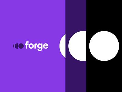 Forge branding idenity logo