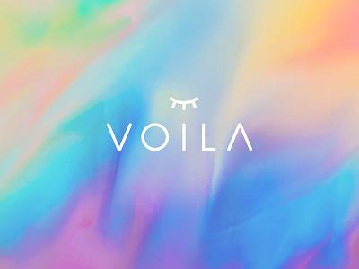 VOILA branding wordmark logo