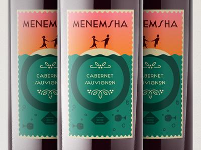 Menemsha Cabernet Label