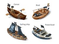 Pirate Transport, part 1