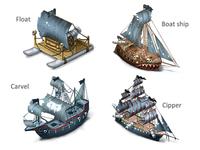 Pirate Transport, part 2
