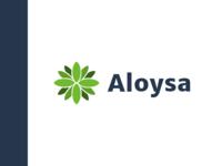 Aloysa logo concept
